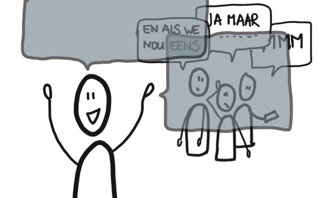 Groepsdynamiek in online situaties