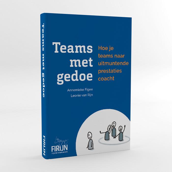 Boek Teams met Gedoe